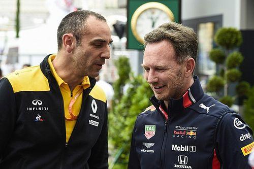 В Renault выразили готовность вновь поставлять моторы Red Bull