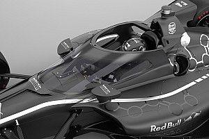 Red Bull präsentiert Aeroscreen für IndyCar-Saison 2020