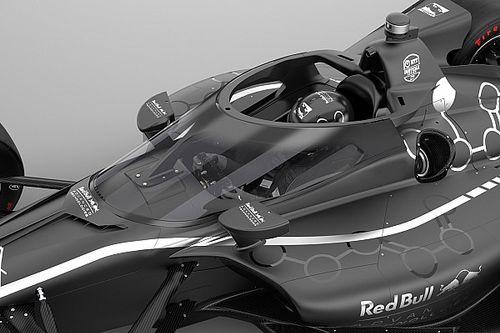 Red Bull svilupperà l'Aeroscreen che debutterà in Indycar nel 2020