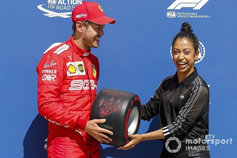 Las 57 pole position de Sebastian Vettel en Fórmula 1