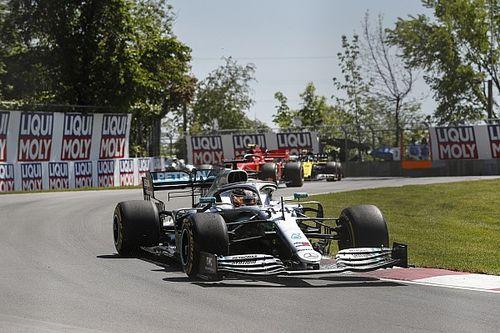 Przed wyścigiem Mercedes walczył z wyciekiem w aucie Hamiltona