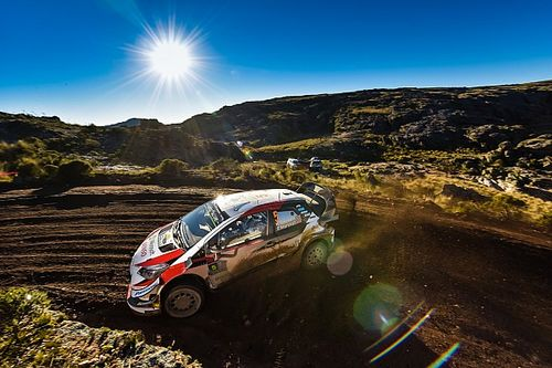 WRC, Rally d'Argentina, PS16-17: Meeke torna terzo. Neuville amministra