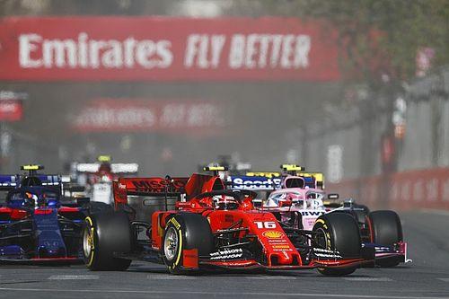 GP d'Azerbaïdjan - Les meilleurs tours en course