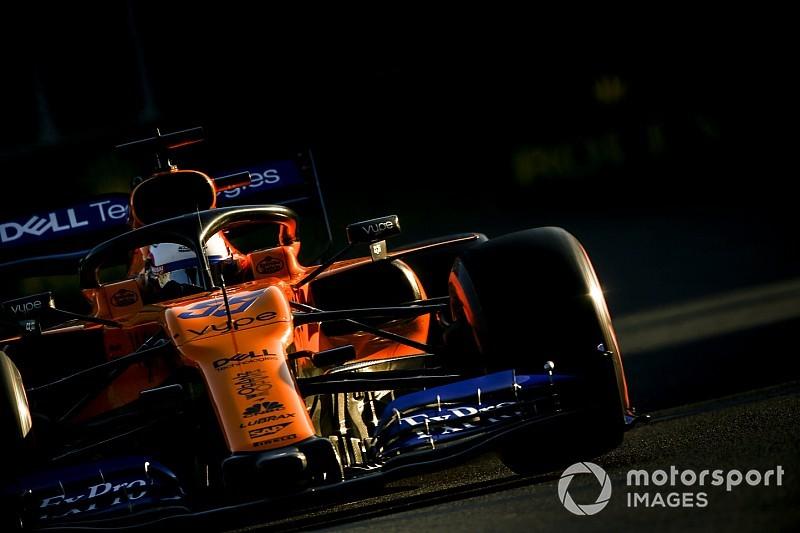 """McLaren doit encore progresser """"dans tous les domaines"""""""