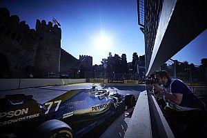 """Vowles: """"Per la Mercedes a Baku lo stare in scia valeva fino a quattro decimi"""""""