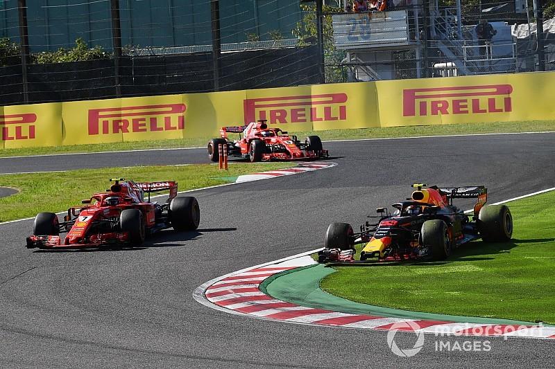 Kulisszatitkok Japánból: Verstappent büntetni kellett, a Ferrarinál a csapatutasítás szóba sem jött, Hamilton már majdnem bajnok