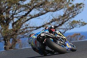 Fotogallery: Thomas Lüthi nel Gran Premio d'Australia