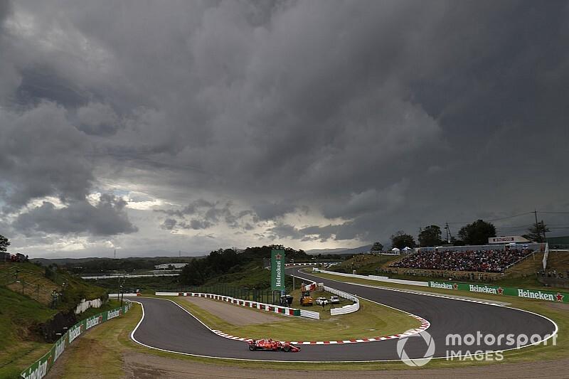 Tajfun Hagibis zakłóci GP Japonii?