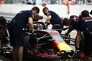 """Horner: """"El fallo del motor de Ricciardo no puede ocurrir a este nivel"""""""