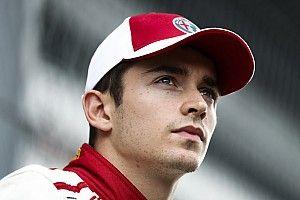 """Japón se le hace """"muy difícil"""" a Leclerc por la muerte de Bianchi"""