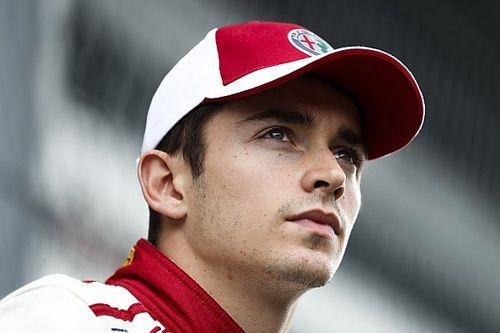 Leclerc: Śmierć Bianchiego sprawia, że GP Japonii będzie trudna