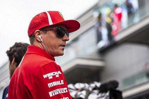 Raikkonen: Mercedes'le olan fark göründüğü kadar büyük değil