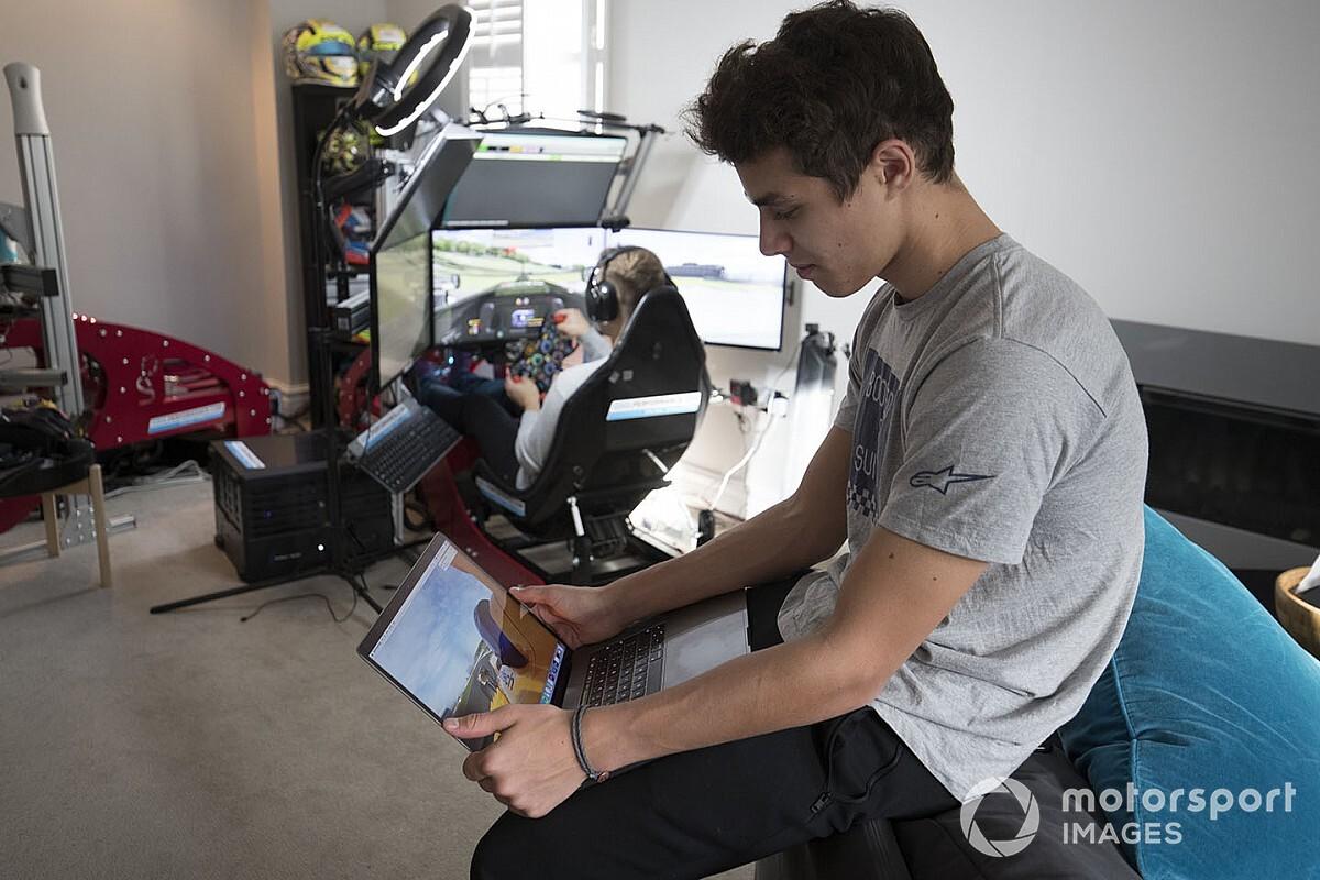 Norris, Formula 3 aracıyla özel testler yapacak