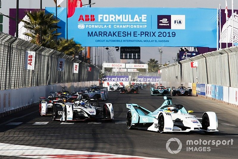 """Red Bull : """"La Formule E n'est qu'une excuse marketing"""""""