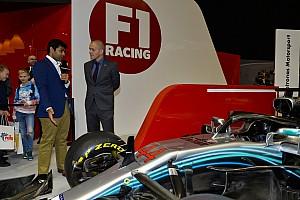 Karun Chandhok looks ahead to F1 2019 - video