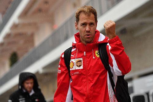 Officieel: Vettel krijgt gridstraf van drie plaatsen in Austin