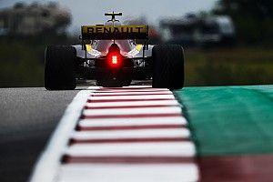 """Sainz: ·""""Si tuviésemos más neumáticos de lluvia, rodaríamos más"""""""