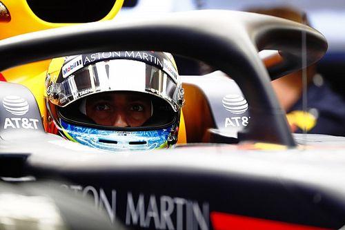Red Bull won't let Ricciardo test 2018 Renault