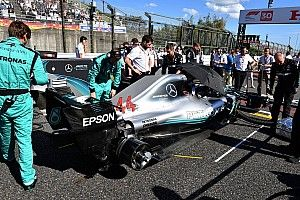 Il caso: Mercedes sotto osservazione FIA per una soluzione aero mobile?