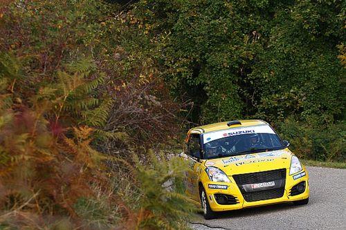 Suzuki Rally Trophy: Corrado Peloso e Massimo Iguera vincono l'undicesima edizione della serie!