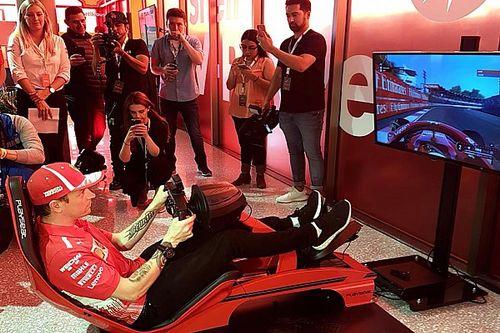 Kimi Raikkonen abre la Shell House México