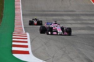 Haas protest against Force India dismissed by stewards