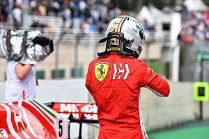 Incident de Vettel à la pesée : qu'en disent ses rivaux ?