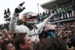 巴西大奖赛:奥康破坏维斯塔潘美梦,汉密尔顿惊险获胜
