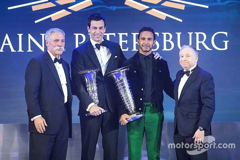 Los 100 GPs de la era híbrida: Dominio de Mercedes y migajas para los demás