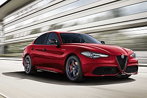 L'Alfa Romeo Giulia Veloce TI arrive en France