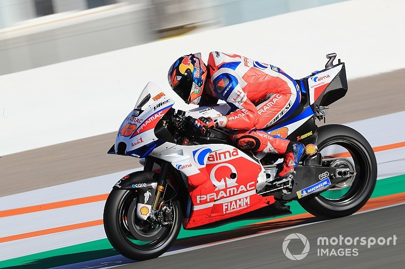 """Miller """"can't believe"""" new Ducati derived from old bike"""