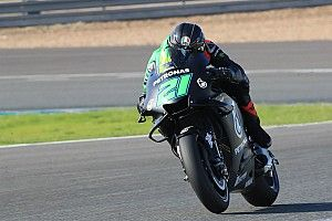 "Morbidelli : ""La Yamaha, une moto moins physique que la Honda"""