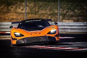 La McLaren 720S GT3 va débuter en compétition