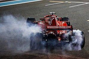 Vettel: En büyük motivasyonum ve hedefim Ferrari ile şampiyon olmak