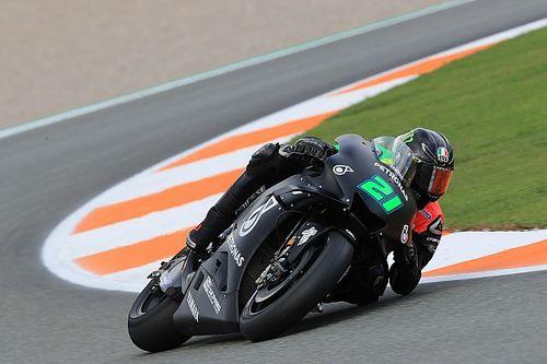 """Morbidelli: """"Anche oggi la Yamaha mi ha dato buone sensazioni, soprattutto nel time attack!"""""""