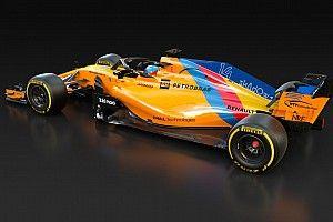 GALERIA: McLaren faz pintura especial em despedida de Alonso