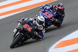 Yamaha confirme une nouvelle approche avec son test team