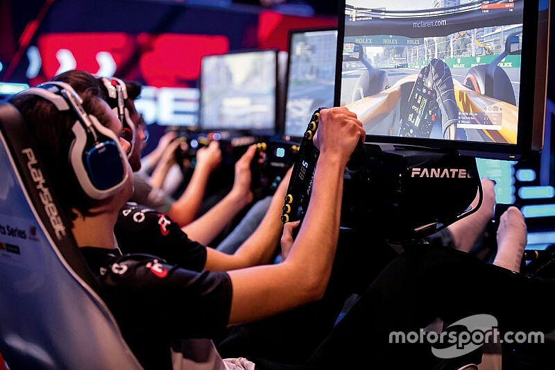 Forty-two gamers qualify for F1 Esports Pro Draft