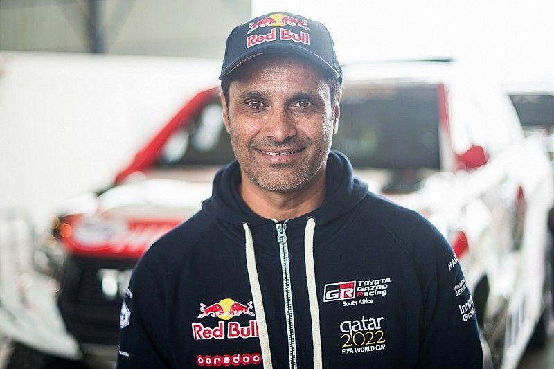 """""""Wäre es einfach, würde ich daheim bleiben"""": Dakar-Sieger Al-Attiyah"""