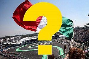 Всего год назад. Вспомните ли вы прошлый Гран При Мексики?