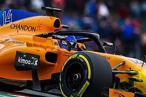 Alonso F1'e veda kapsamında yeni kamerayı deneyebilir