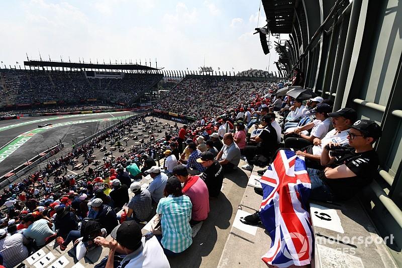 Mexikói Nagydíj: képek a harmadik F1-es szabadedzésről