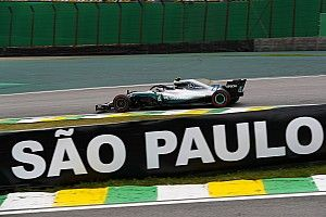 Bottas se lleva la segunda práctica en Brasil