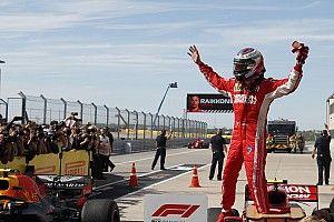 GP Amerika: Raikkonen menang, Vettel tunda perayaan Hamiton
