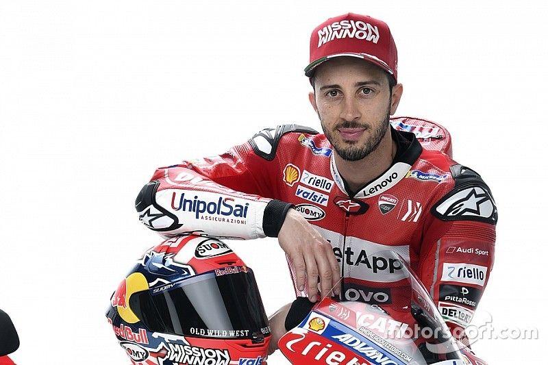 Dovizioso : Beaucoup de GP19 en piste, un atout pour Ducati