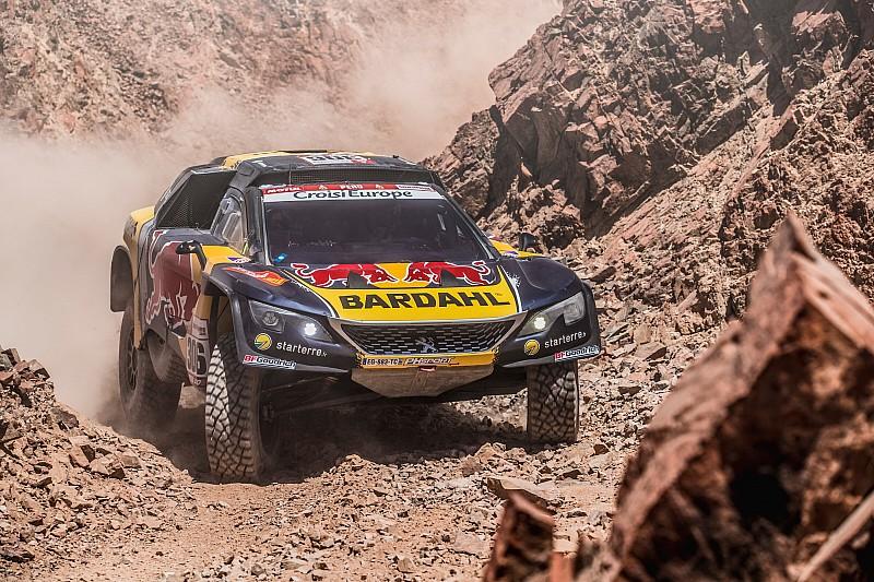 Dakar 2019, Stage 8: Loeb fastest, Al-Attiyah stretches lead