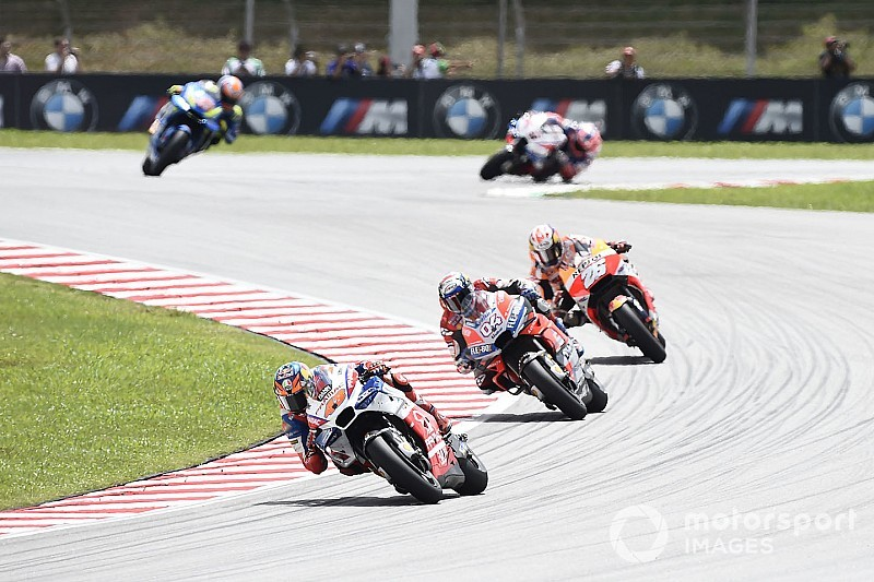 "Miller: Sepang tyre gamble was ""educated guess"""