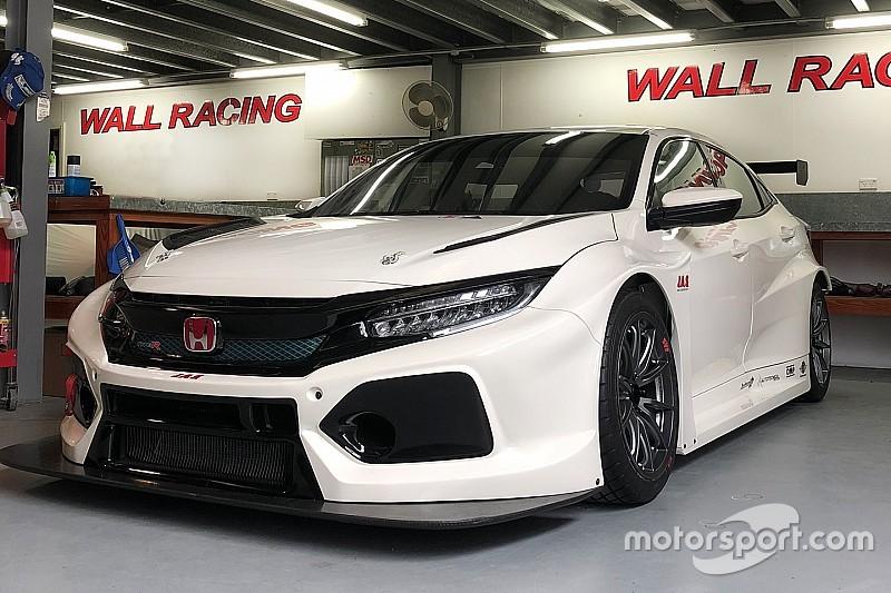 Australia: la Wall Racing è la prima ad avere la sua Honda Civic TCR per il 2019