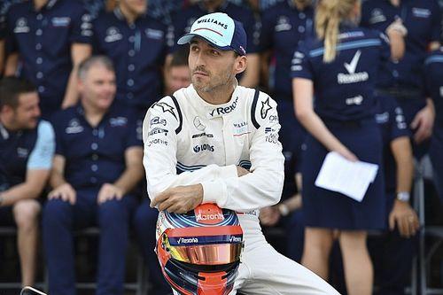 Williams akui butuh semangat juang Kubica