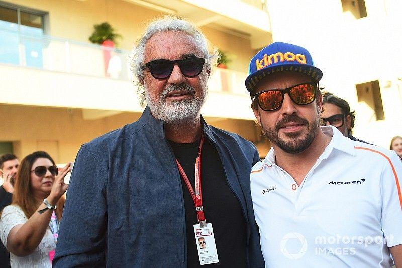 """Briatore: """"Alonso con questa Ferrari sarebbe stato campione del mondo!"""""""